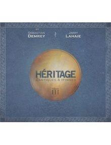 CD Héritage - Cantiques et hymnes volume 3