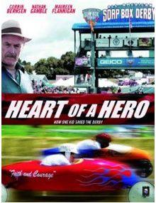 DVD Heart of a hero