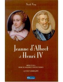 Jeanne d'Albret et Henri IV
