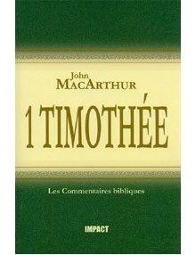 1 Timothée