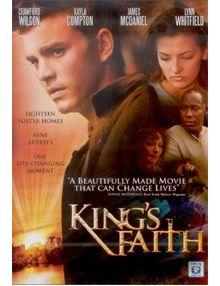 DVD King's faith