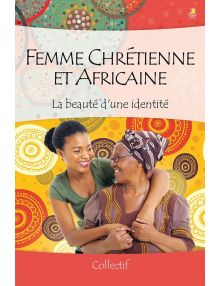 Femme chrétienne et africaine