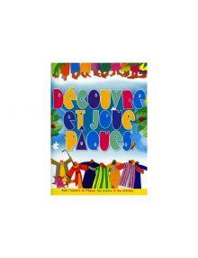 Découvre et joue Pâques - Des puzzles et des activités